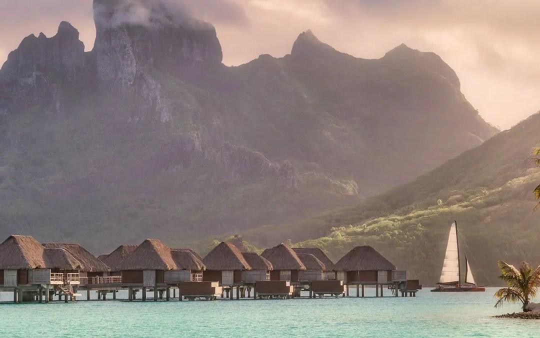 Bora Bora: The Most Beautiful Island in the World