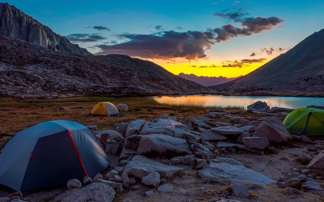 Packing for the High Sierra Trail