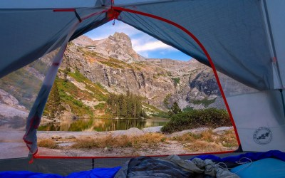 Planning for the High Sierra Trail through Sequoia National Park