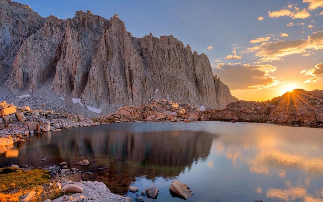 High Sierra Trail Day 6 – Crabtree Ranger Station to Guitar Lake
