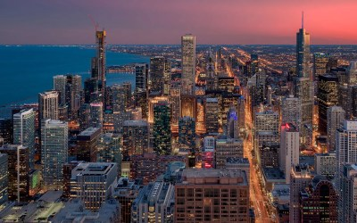 9 Pics from a Long Weekend in Chicago
