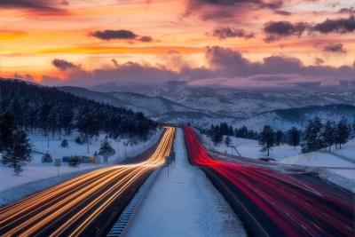 Route I70, Colorado