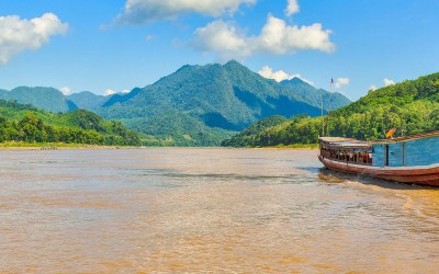 Mekong River: The Lifeline of Laos