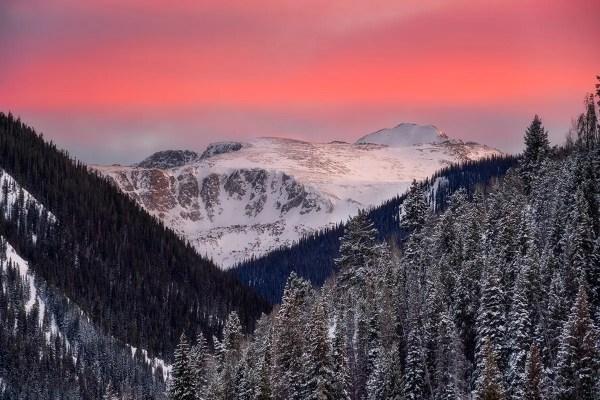 Mt Jackson Colorado Fine Prints Wall Art
