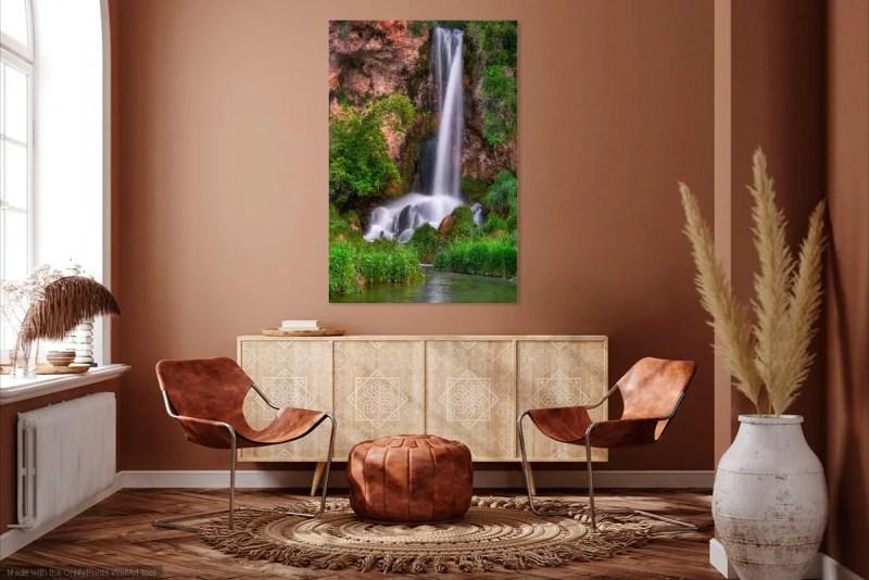 Rifle Falls State Park Colorado Fine Prints Wall Art