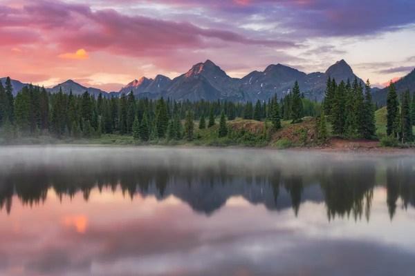 Needle Mountains Colorado Fine Prints Wall Art