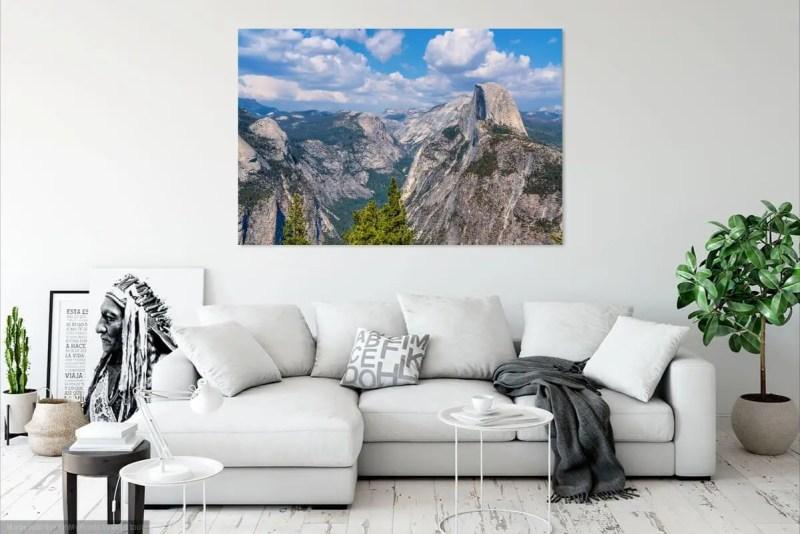 Glacier Point Yosemite California Fine Prints Wall Art