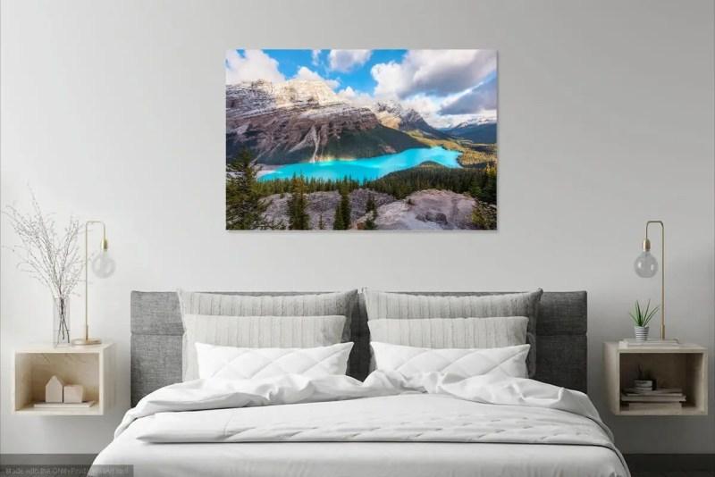 Peyto Lake Banff National Park Fine Prints Wall Art