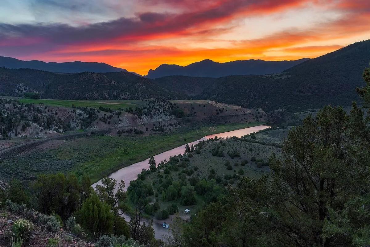 The Upper Colorado River, Colorado