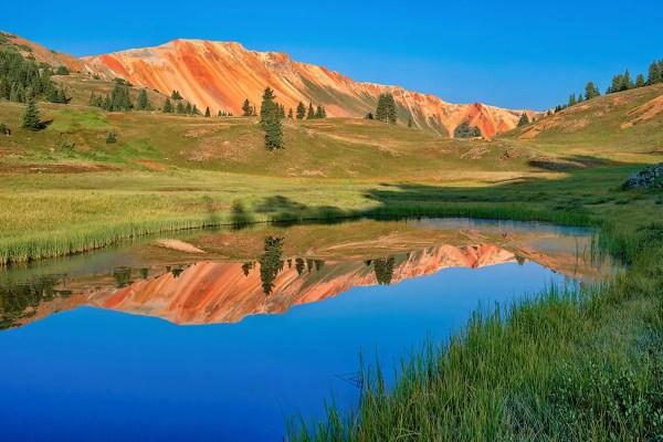 Red Mountain Silverton Ouray Colorado Fine Prints Wall Art
