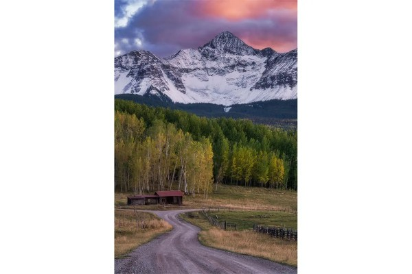 Mt Wilson Peak Telluride Colorado Fine Prints Wall Art