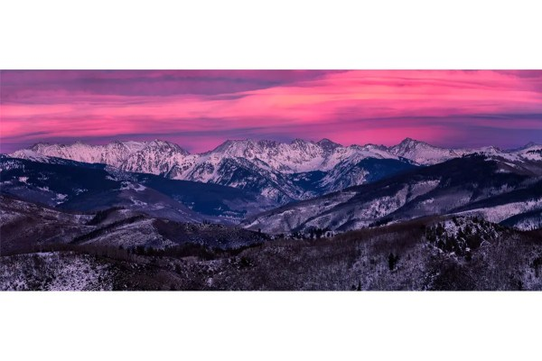 Gore Range Panorama Shop Fine Prints Wall Art