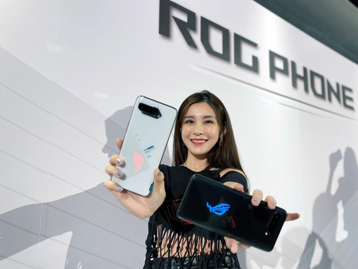 華碩ROG Phone 5電競手機開箱!除了官方彩蛋、還有小驚喜