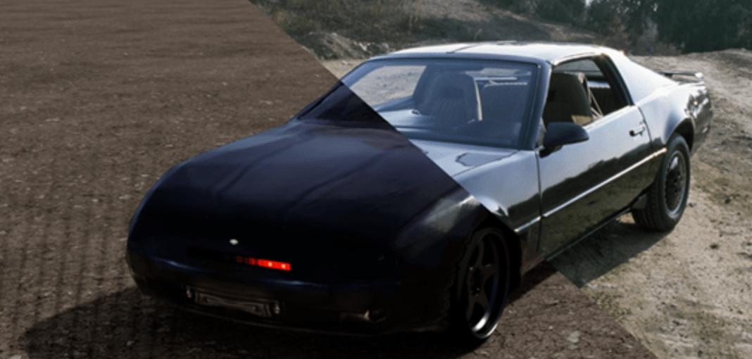 GAN!NVIDIA把2D影片轉成3D 讓《霹靂車》夥計成真