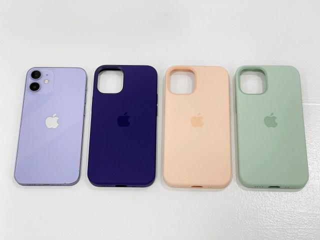iPhone 12 與 iPhone 12 mini