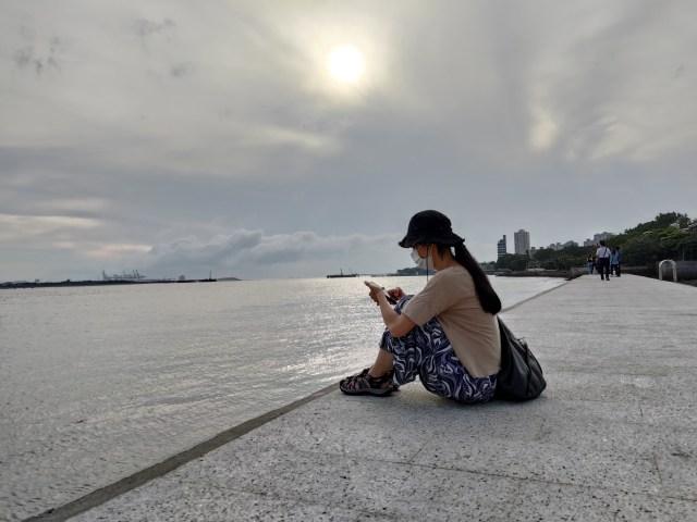 ZenFone 8 Flip 廣角拍攝
