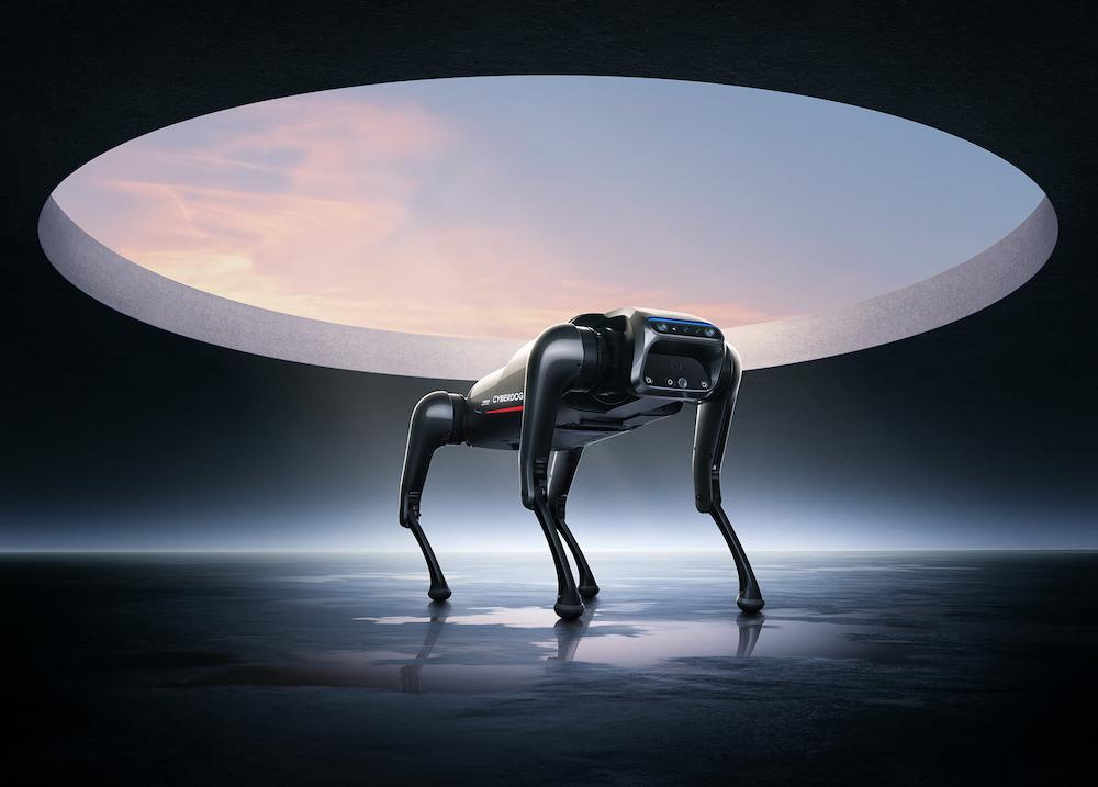 小米發佈CyberDog仿生四足機器人 限量1,000台