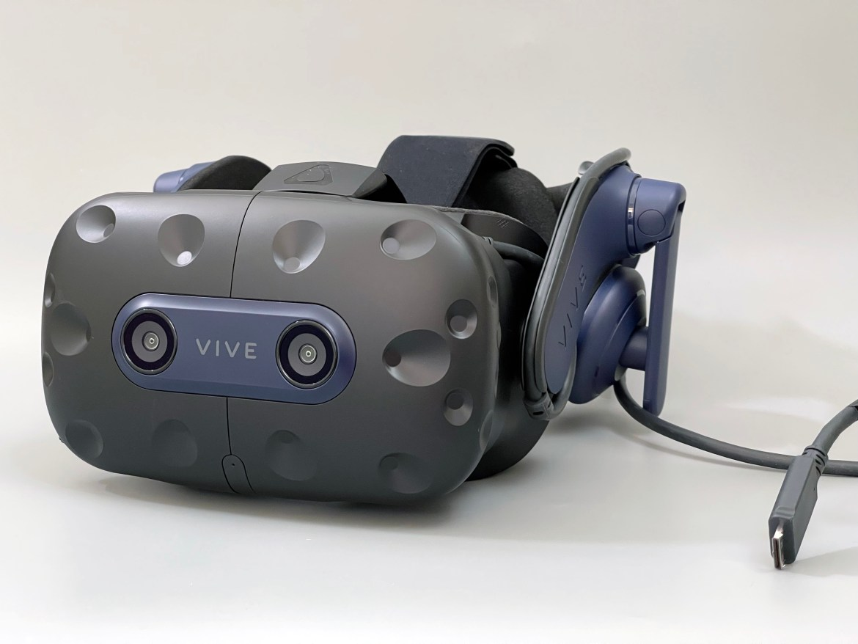 HTC新一代5K PC VR裝置Vivi Pro 2 開箱動眼看