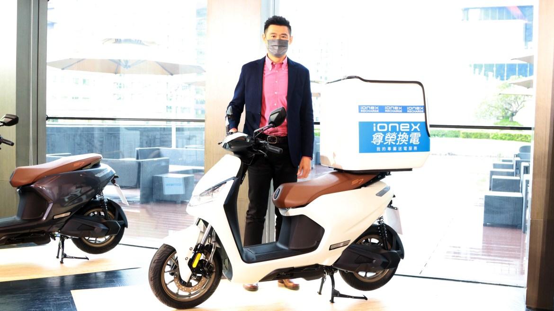 光陽董事長柯勝峯談電動車與尊榮換電初衷:我們有能力把它做好