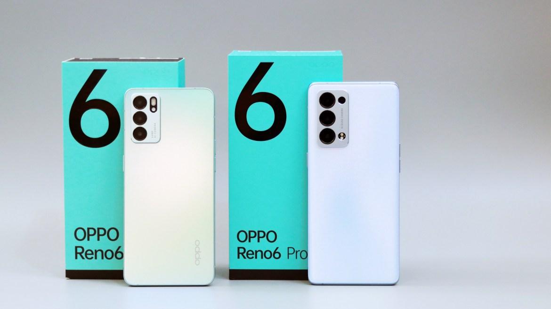 OPPO Reno6、Reno6 Pro開箱比一比:少見的玻璃工藝與設計