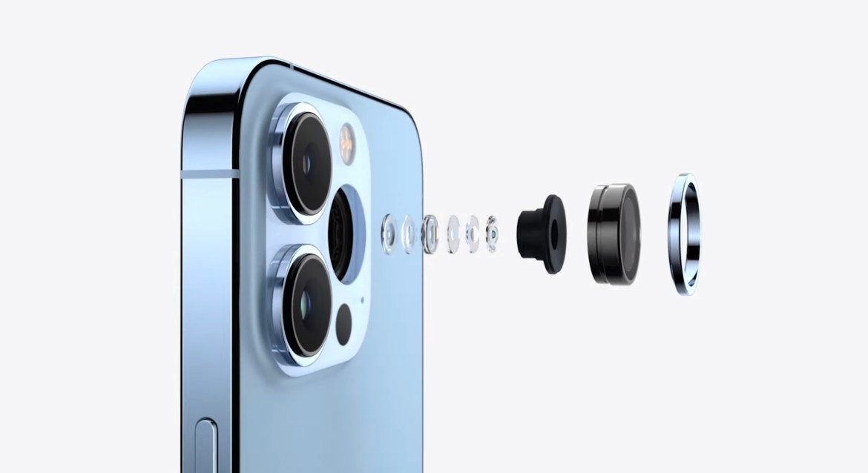iPhone 13 Pro 新色是粉藍色!售價 999 美元起、9月24日上市