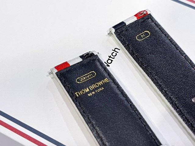 Galaxy Watch4 Classic Thom Browne限量版