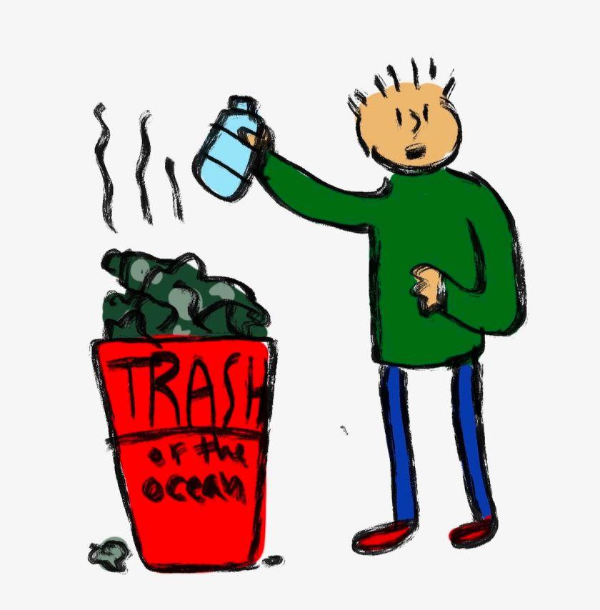 Recyclilng Person