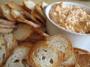 Buffalo Wing Dip https://onegirlstasteonlife.wordpress.com/2010/09/19/buffalo-wing-dip/