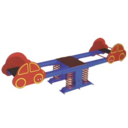 Chubby car Multi See saw