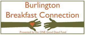 Burlington Breakfast Connection logo