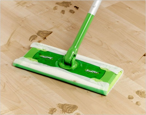 Make Your Own Reusable Swiffer Pads And Cleaning
