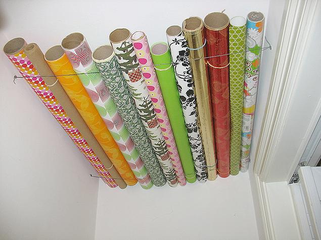 Wallpaper Storage