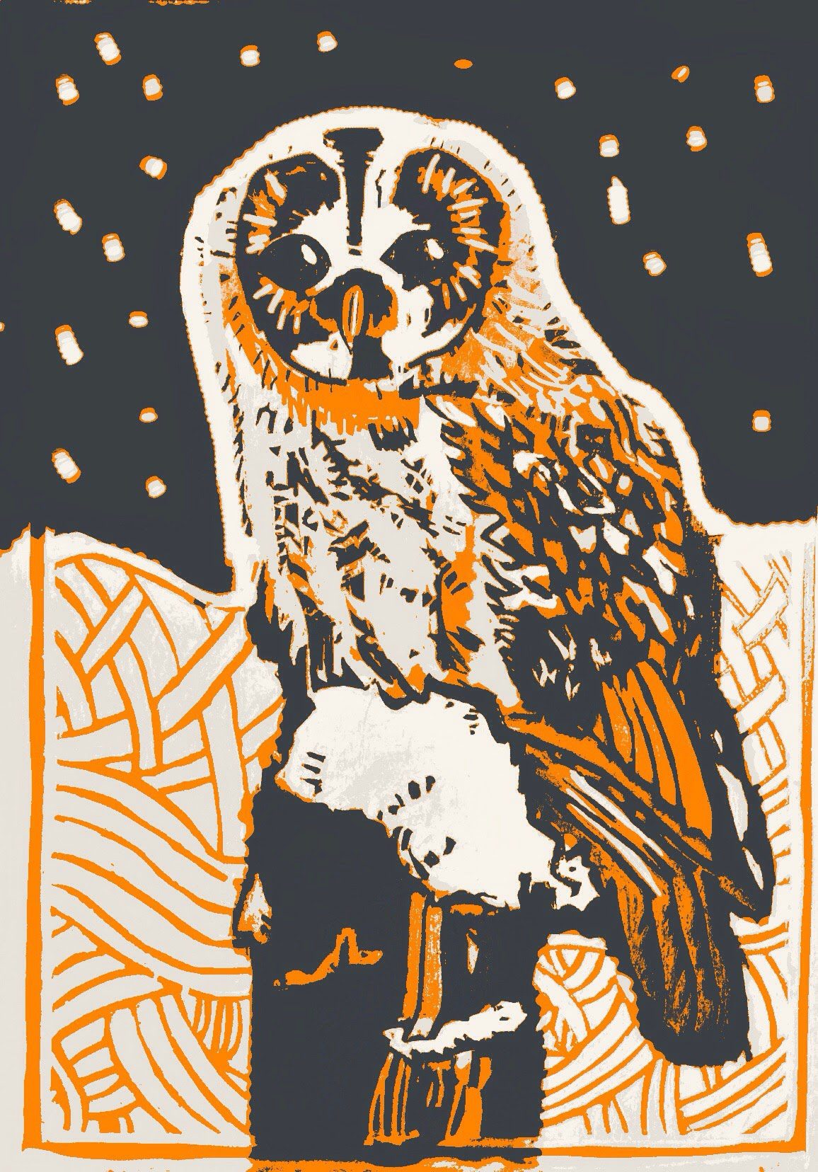 Owl pring