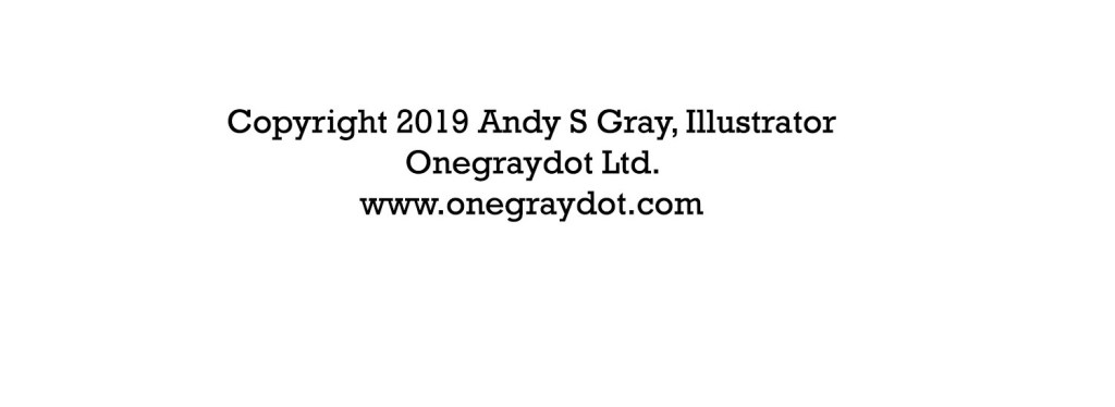 copyright information andy s gray illustrator
