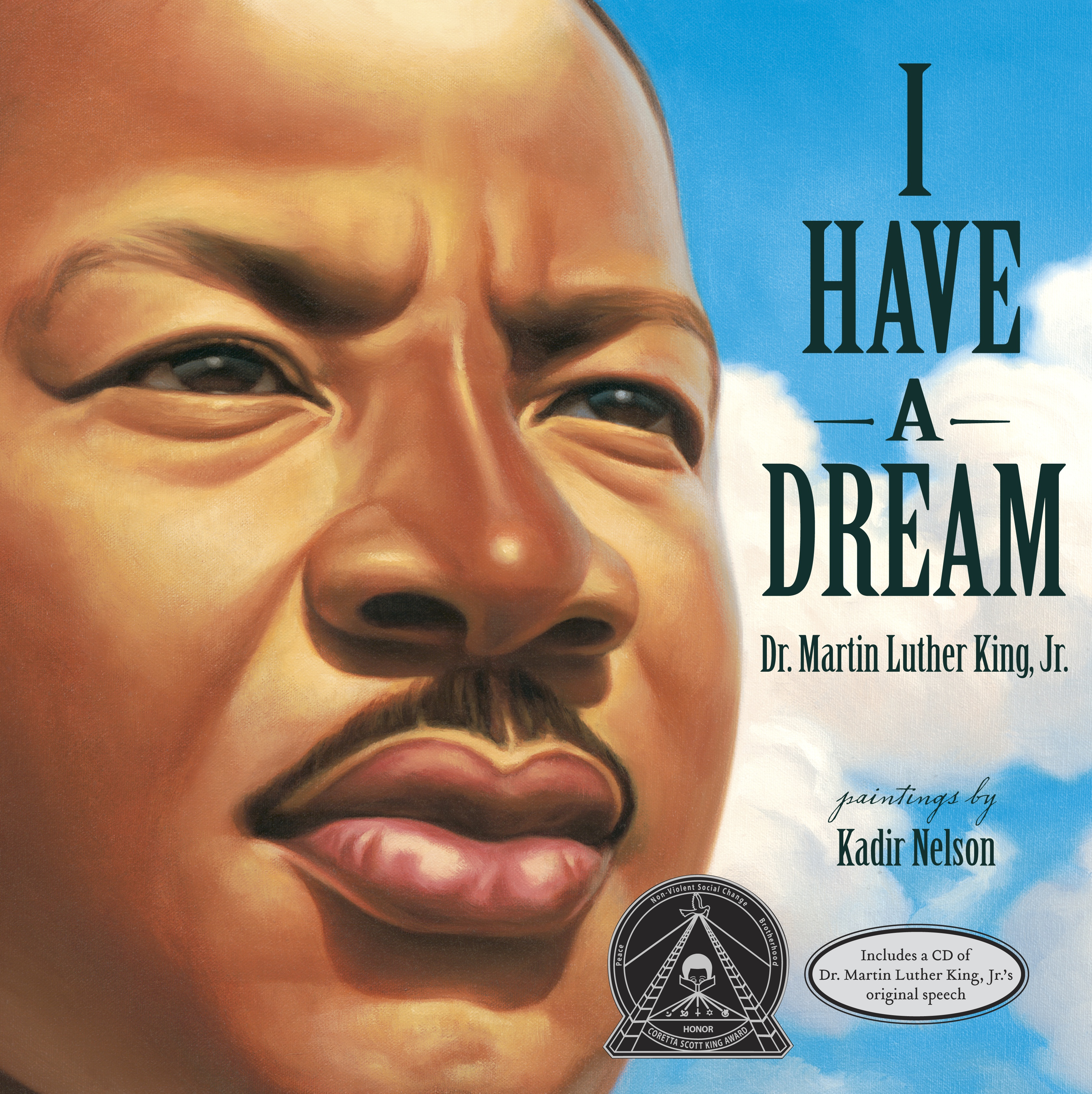 Stunning Picture Book About Martin Luther King