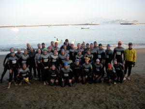 Swim Training in San Francisco