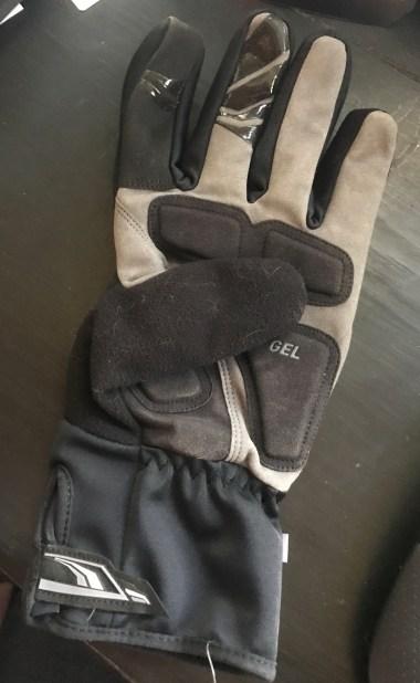 Pearl Izumi ELITE Softshell Gel Glove Cycling Glove LH Adult XXL