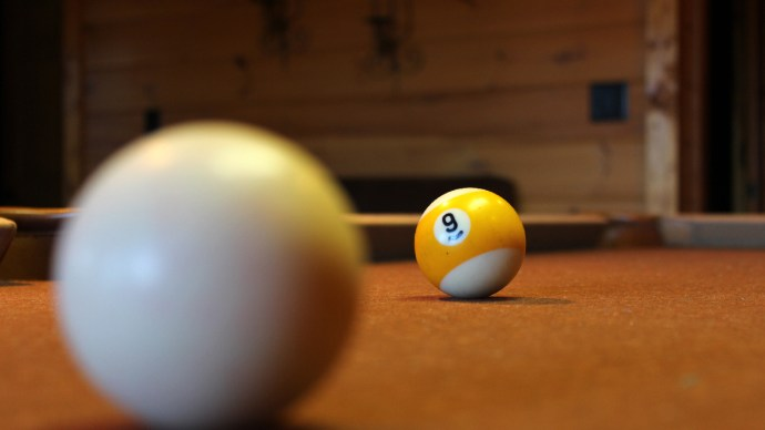 pool table, billiards, 9-Ball, gambling, storytelling, blog, disability
