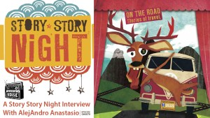 Story Story Night, Boise, Idaho, Radio Boise, Stray Theatre, Podcast, Storytelling, Story Slam, Traveling, Interview