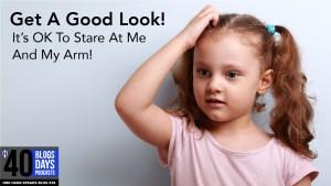 Children, Staring, Curious, Disability, Social Etiquette, Q&A, Questions