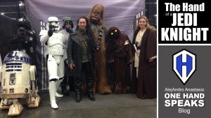 Star Wars, Rose City Comic Con, Portland, Oregon, Podcast, Disability
