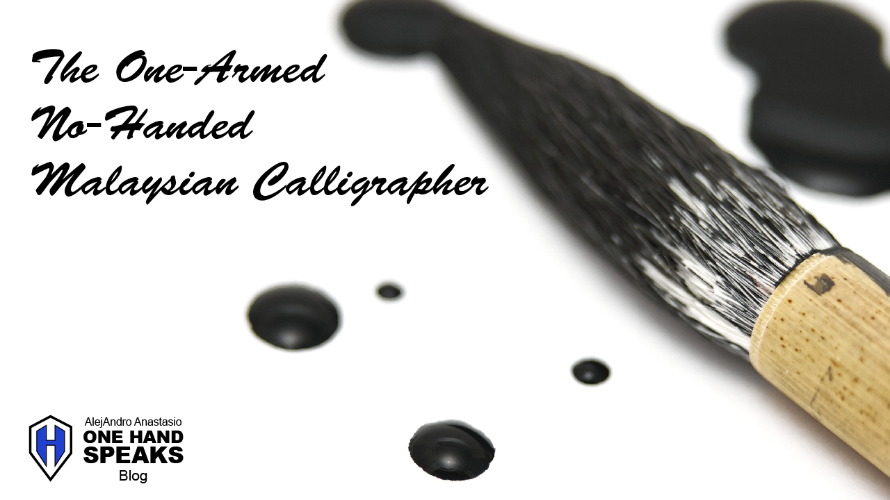 Calligraphy, Melaka, Malaysia, Toastmasters, Blog, Storytelling