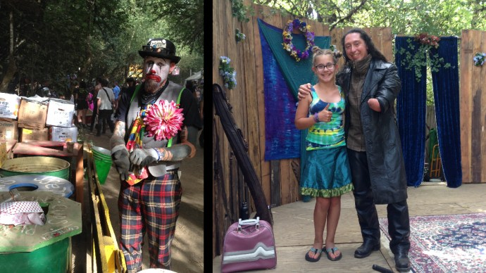 Oregon Country Fair, Youth Stage, Disability, Blog, Storytelling, youth empowerment