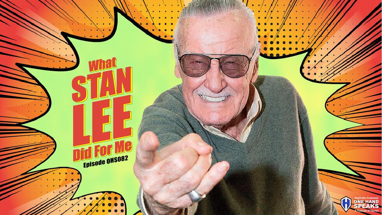 Stan Lee, Superheroes, Marvel Comics, Marvel Cinematic Universe, DC Comics, Podcast, Storytelling, Comic Books