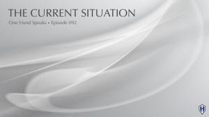 Podcasting, Storytelling, Transition, Change, New Job, Slice of Life