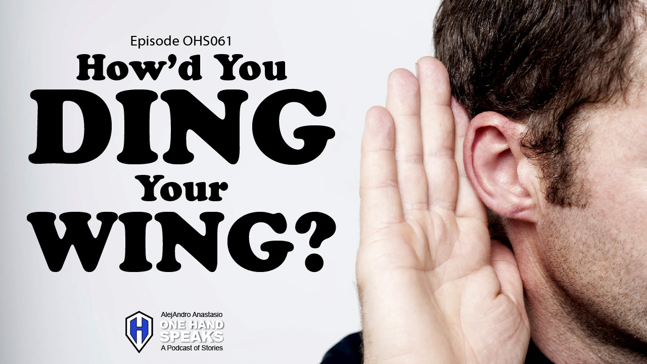 Asking Questions, How did you lost your hand, Awkward Questions, Podcast, Storytelling, Life with one hand