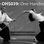 Aikido, Martial Arts, Black Belt, Weapons, Storytelling, Podcast, Dojo, Ukemi, Jo, One Hand