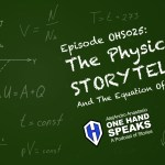Physics, Storytelling, Podcast, University of Washington, Seattle, Inspiration