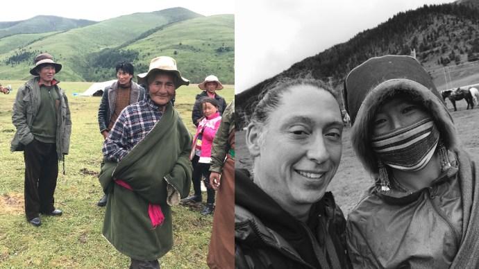 Tibet, Dzogchen Valley, One Path, Medical Mission, Himalayan Mountains , Dzogchen Valley, Monastery, Buddhism, Tibet