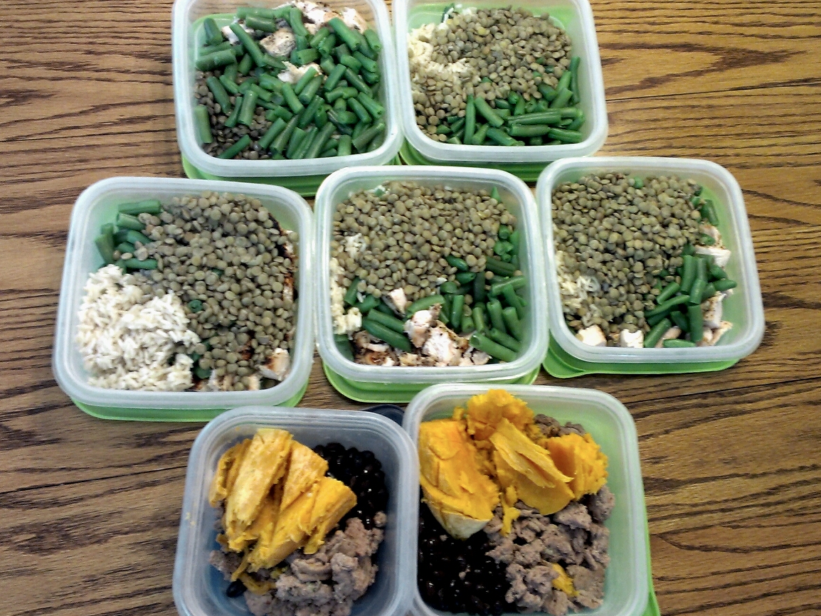 Body Beast Meal Plan Week 1
